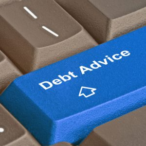 Debt Advice key