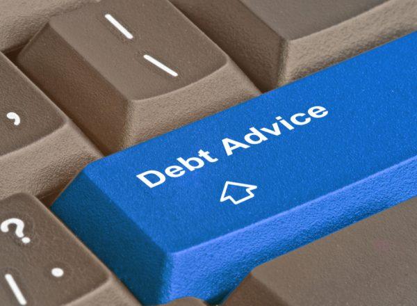 Debt Advice key